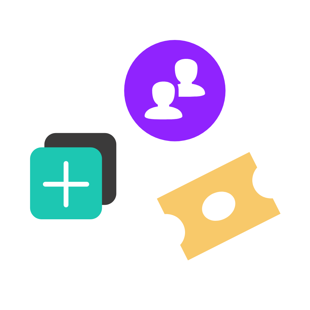 refer a friend icons orka works